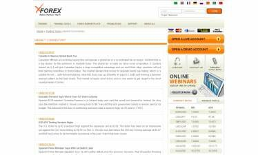 Xforex trading review
